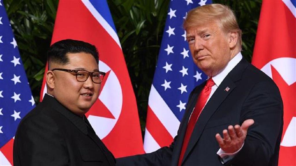 Donald trump : «Nous inviterons Kim à la Maison-Blanche, il a déjà accepté»