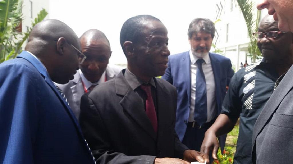 Conakry : 10 ème assemblée générale de l'association des sociétés nationales de la croix rouge…