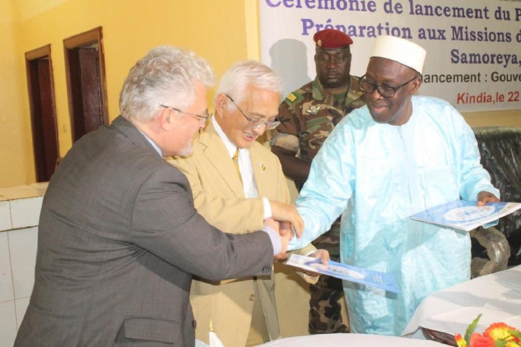 Le Japon débloque une enveloppe de 700.000 dollars en faveur de l'armée guinéenne