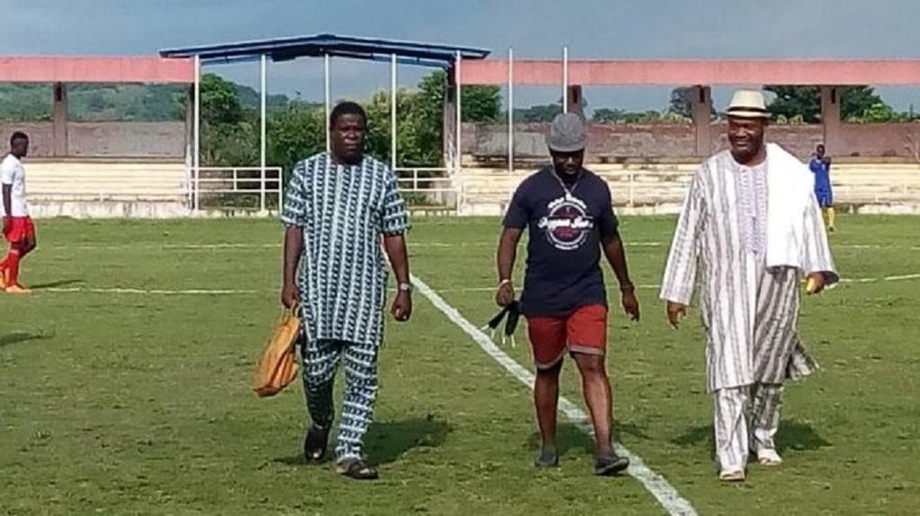 Non à la violence dans les stades au Togo : l'apothéose à Womé avec l'He Gabriel Ameyi