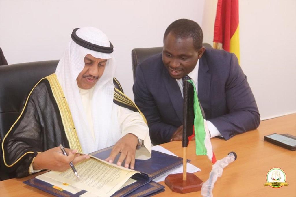 Le Guinée obtient le financement pour la construction des échangeurs de Hamdallaye et de Cosa.