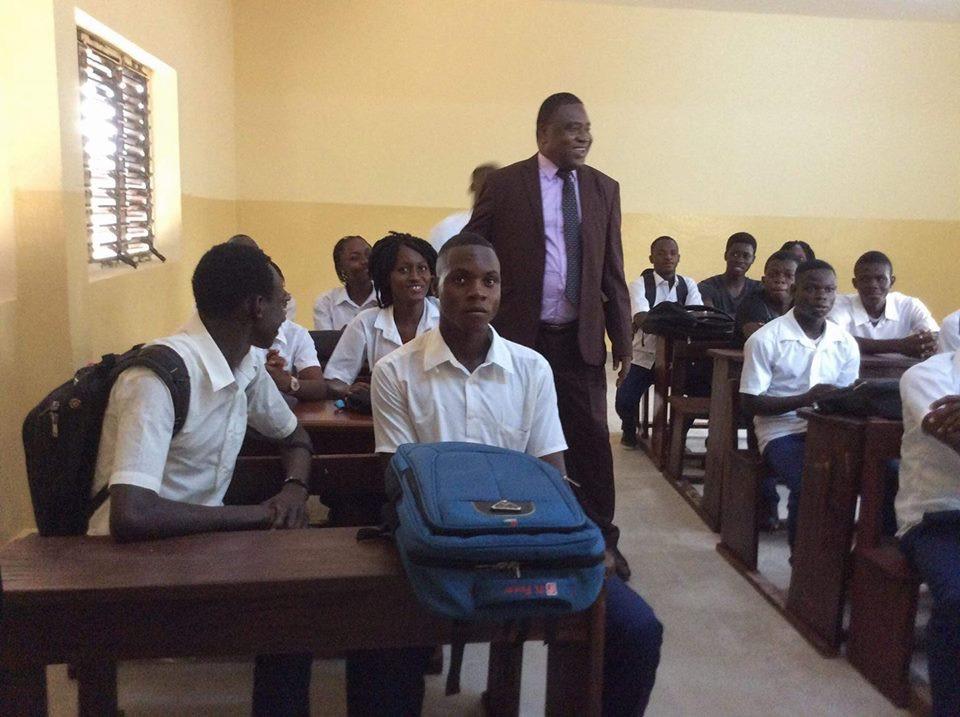 Deuxième semaine de la rentrée scolaire : déclaration du ministre SANGARE