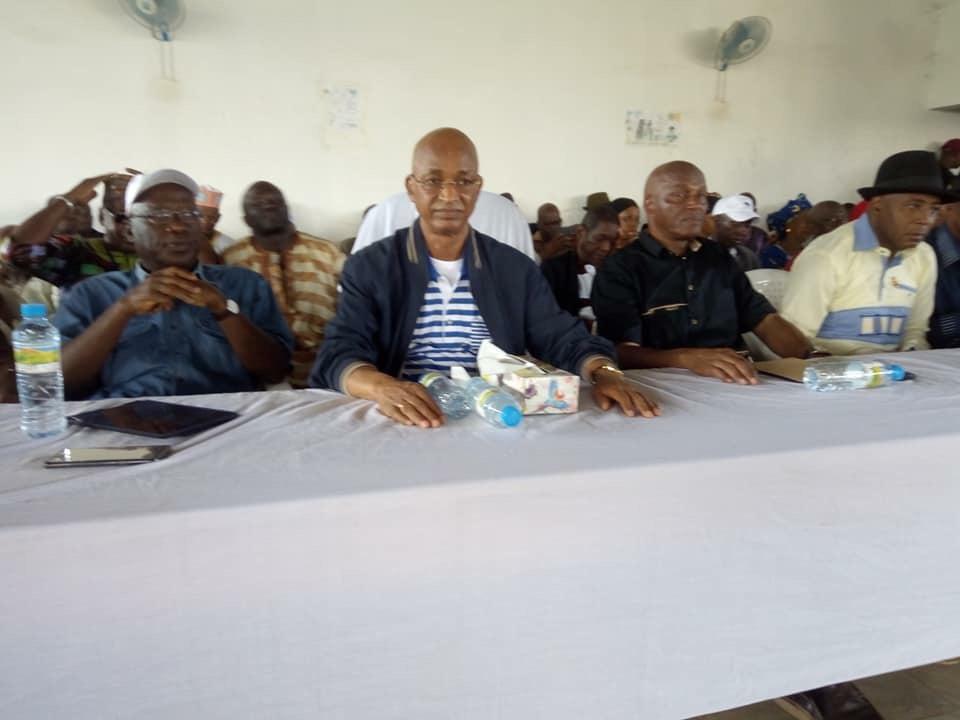 Guinée : compte rendu de l'AG de l'UFDG du 27 octobre 2018