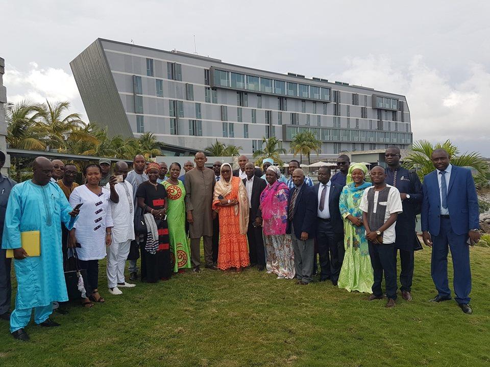 Sensibilisation à Conakry des acteurs extérieurs du guichet unique