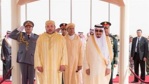 Ouh là là, la belle correction enfilée par les saoudiens aux terropolisariens et à  leurs mentors algériens à l'ONU !