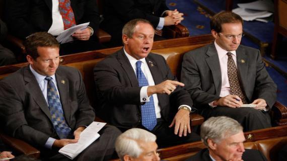 Quelle gifle époustouflante reçue par les terropolisariens par des congressmen américains ! Une première  !