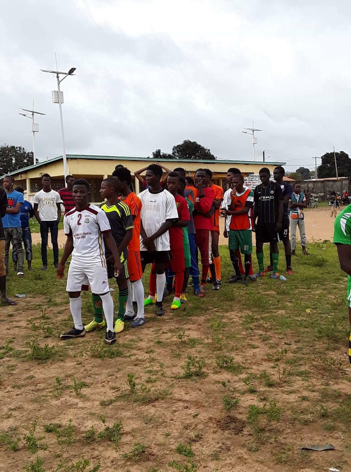 Guinée : programme de détection des jeunes footballeurs âgés de 11 à 14 ans