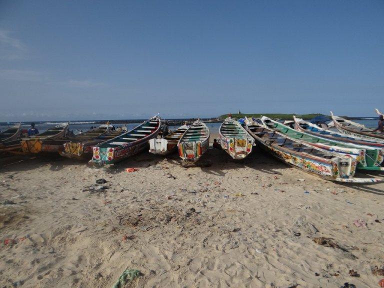Nouveau naufrage de migrants au large des côtes ouest-africaines