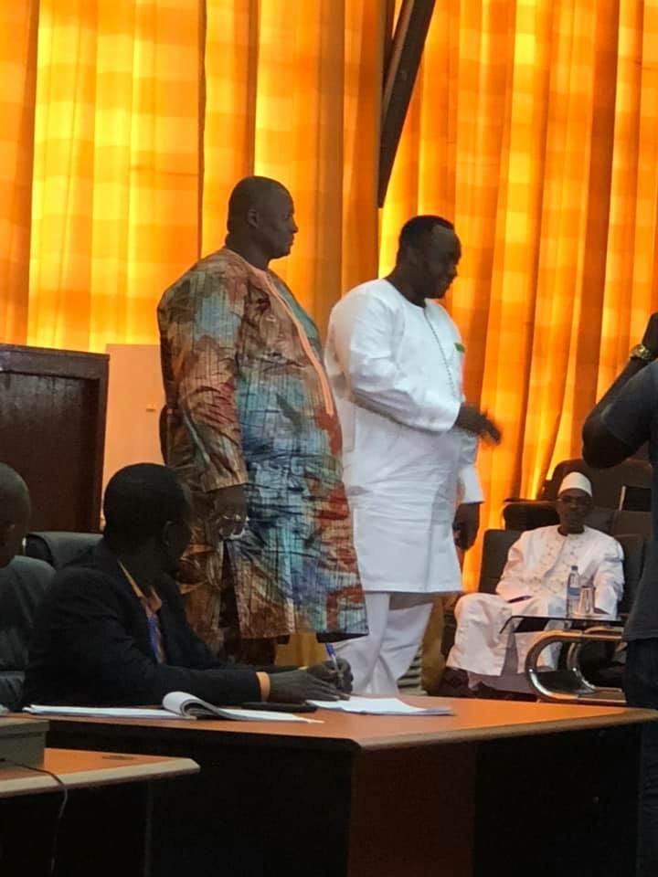 Assemblée nationale: ouverture de la session budgétaire