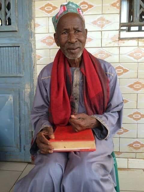 Le journaliste Ibrahima Diallo en deuil