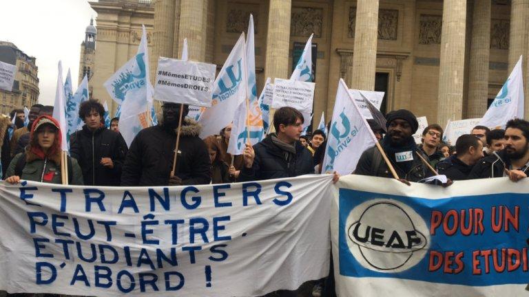France : des frais de scolarité exorbitants qui risquent d'exclure de nombreux étudiants étrangers