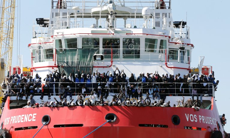 Italie : vers la fin des arrivées de migrants