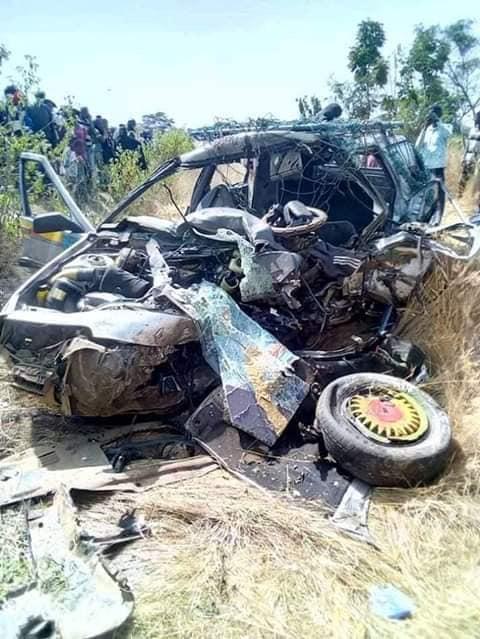 Guinée : Encore un autre accident mortel ce jeudi à Mamou !