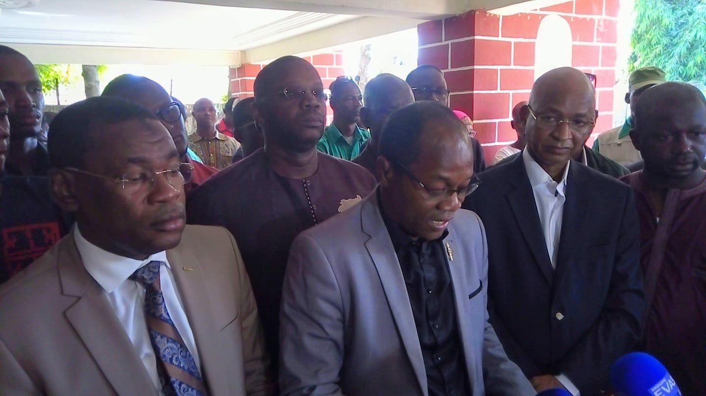 Kalémodou Yansané reste et demeure le seul Maire de Matoto (UFDG)