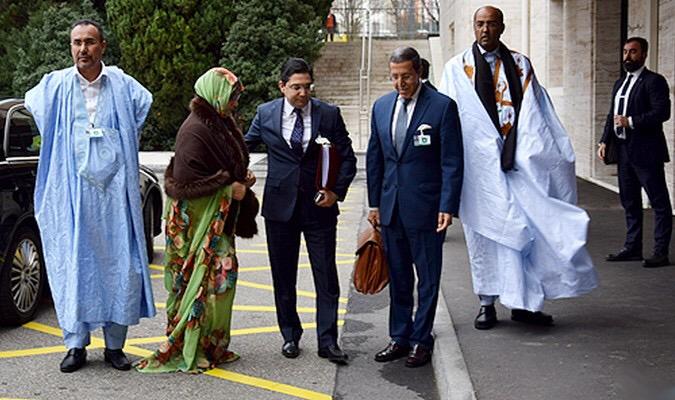 Ils sont venus, ils étaient tous là à Genève même les séparatistes polisariens et leur pote, l'Algérie.