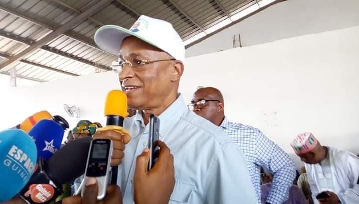 AG-UFDG/Affaire mairie de Matoto : '' si nous acceptons ça, nous sacrifions la démocratie'', Cellou Dalein Diallo