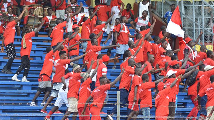Horoya AC : Les supporters heureux et rassurés