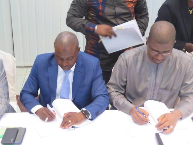 Signature de conventions minières : Le Ministre du Budget plaide pour