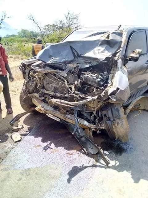 Accident de la route à Mamou : le gouvernement se prononce enfin ( communiqué)