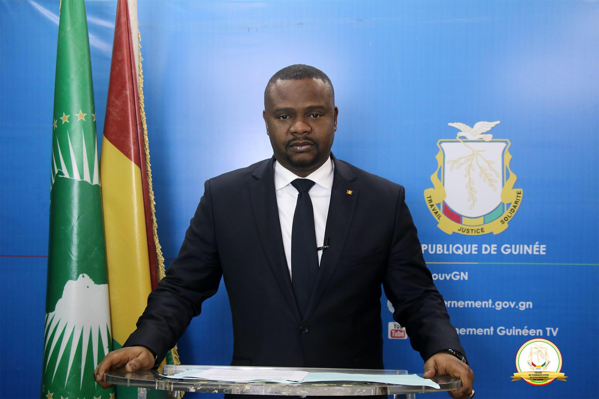 Guinée: compte rendu du conseil des ministres du 24 janvier 2019