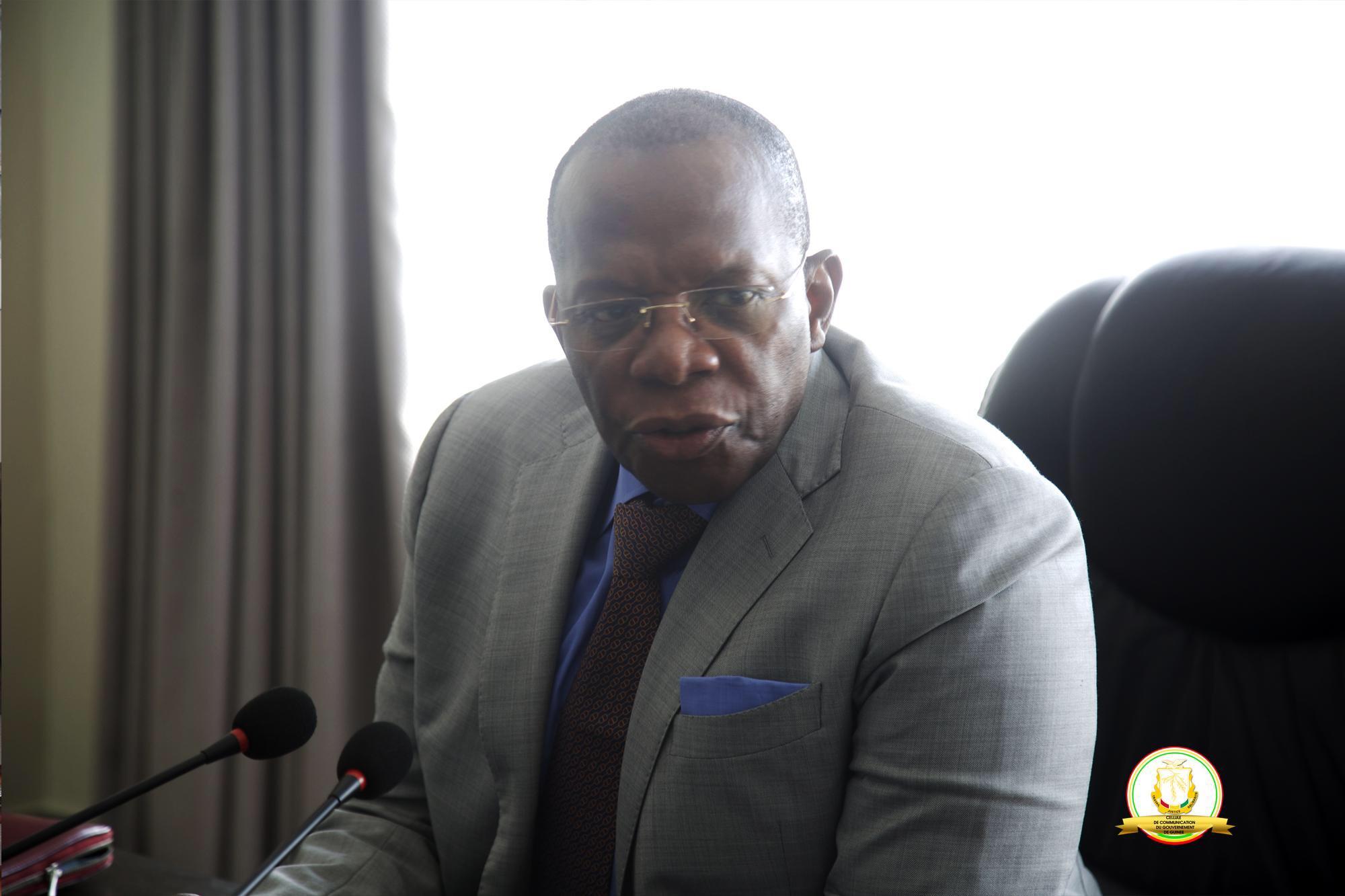 Vers la tenue de la troisième session de l'accord politique Guinée – Union Européenne