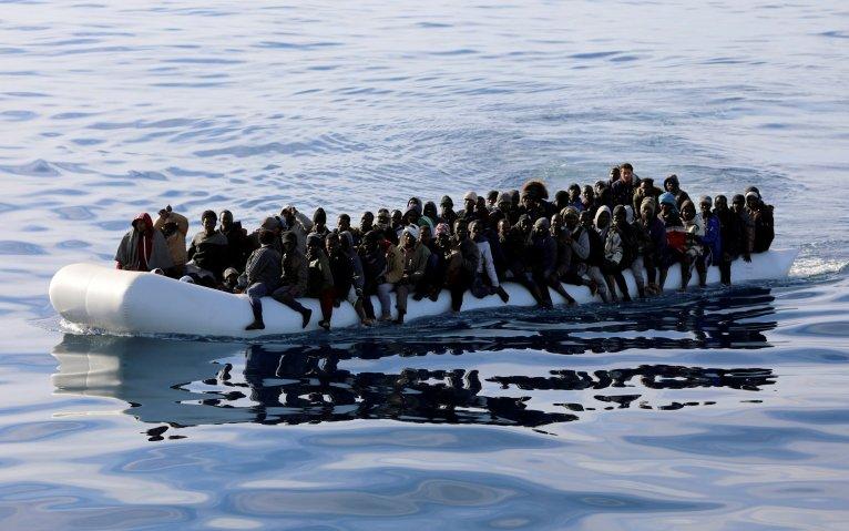 Deux naufrages font plus de 170 morts en Méditerranée ces derniers jours