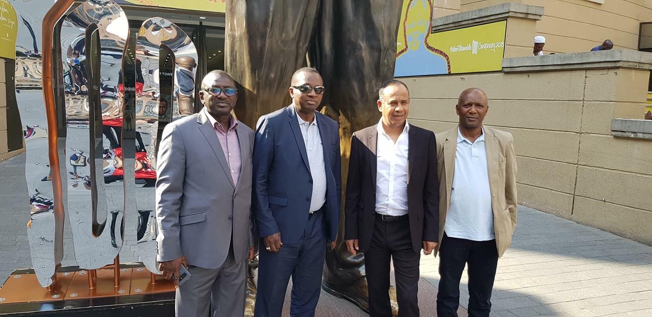 Abdoulaye Condé : Retour à Soweto