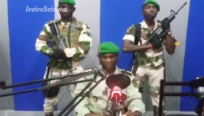 Gabon: Des militaires appellent à former un «conseil de restauration» à la radio d'Etat