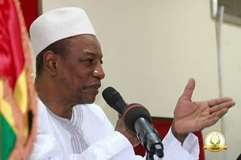 Les discours écrits : Le  président Alpha Condé a dévoilé pourquoi il préfère le plus souvent improviser ses discours dans des cérémonies.