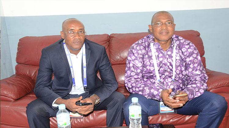 Pour CHEICK DEM, la visite des présidents INFANTINO et AHMAD concrétise le renouveau du football guinéen