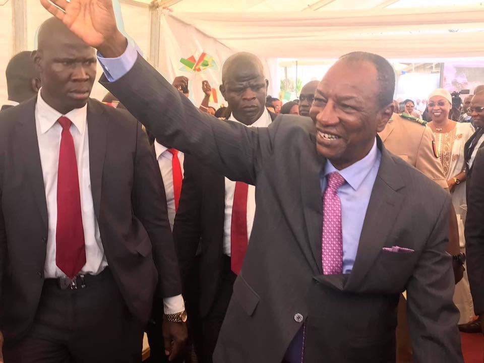 Décret : Alpha Condé proroge le mandat de l'assemblée nationale