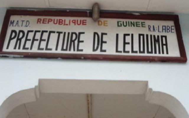 Lélouma : une mission de la section des eaux et forêts en                tournée dans les collectivités pour la protection de  l'environnement