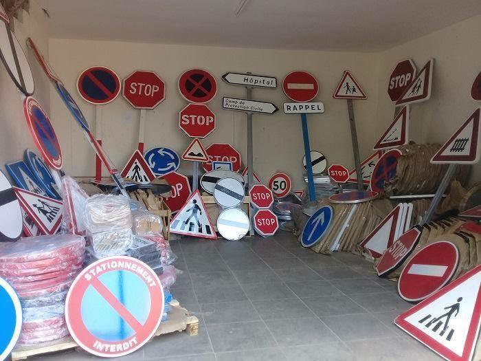 Guinée : Mille panneaux de signalisations pour la circulation