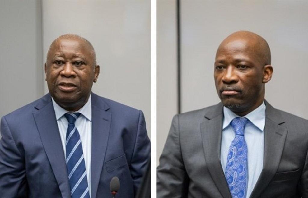 Gbagbo et Blé Goudé suspendus à la cour d'appel de la CPI