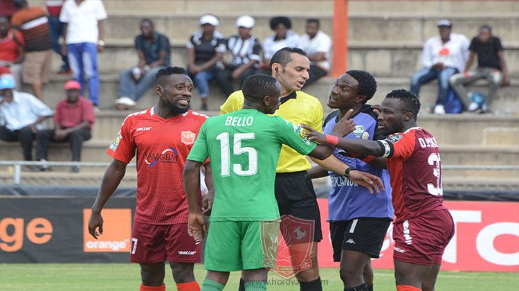 HOROYA AC – FC PLATINUM du Zimbabwe : c'est ce 12 février, les bracelets sont déjà disponibles