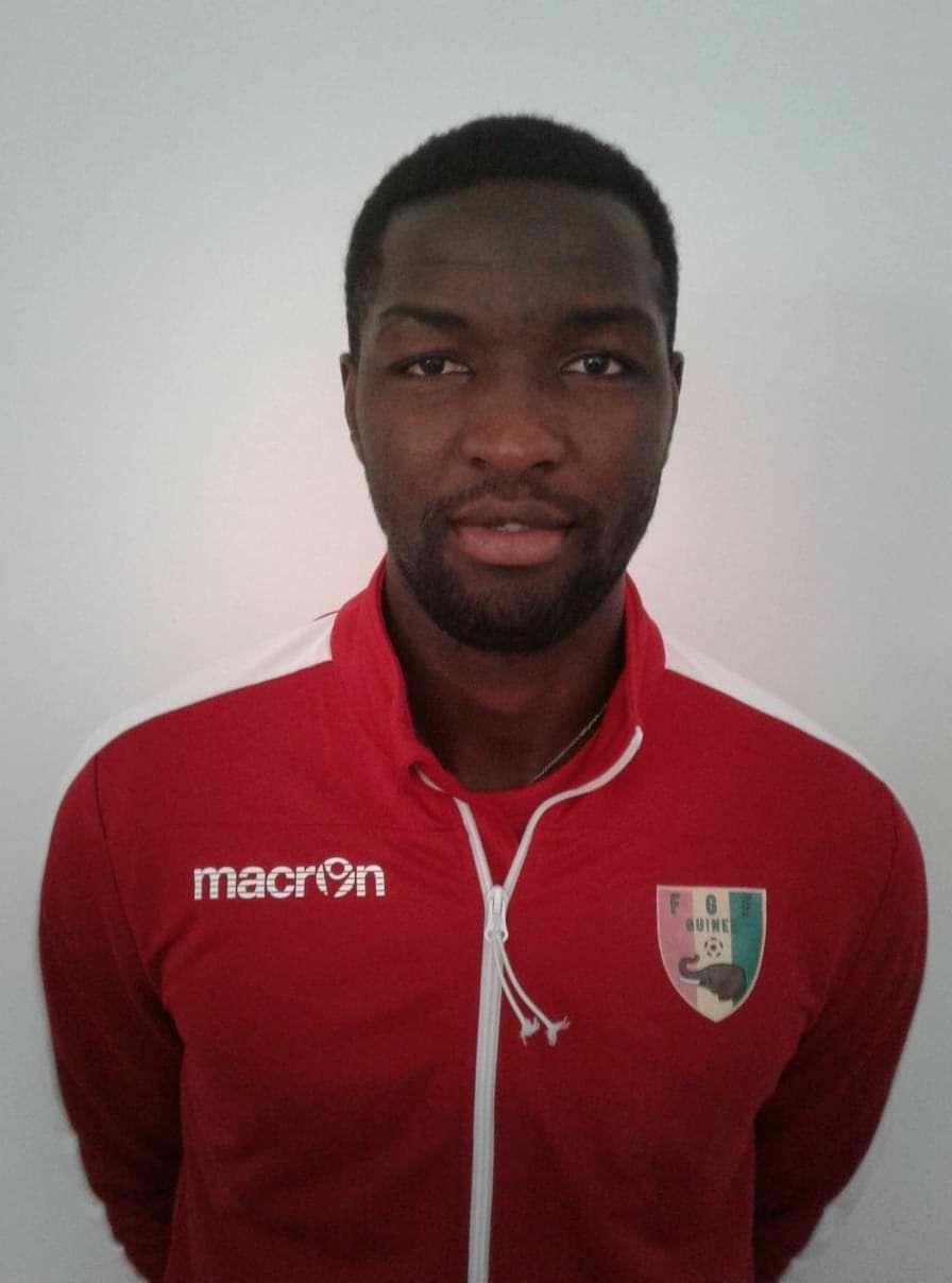 Syli national : Ibrahima Sofy Conté gravement blessé et forfait contre la Centrafrique.