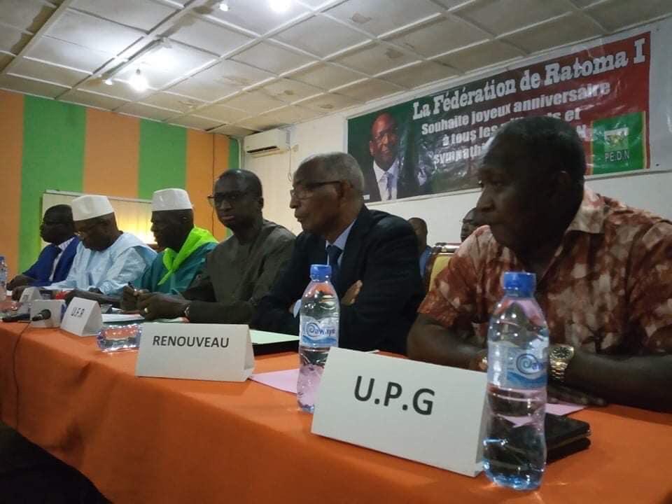 La Convergence de l'Opposition Démocratique : une nouvelle plateforme d'alliance