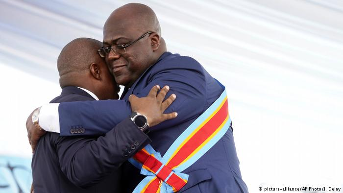 Les premières mesures du président Tshisekedi