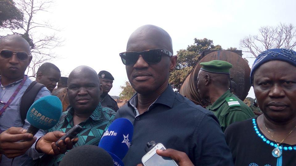 MVAT : Le Ministre donne 72 heures aux occupants illégaux du Centre Directionnel de Koloma de libérer le site des encombrants physiques