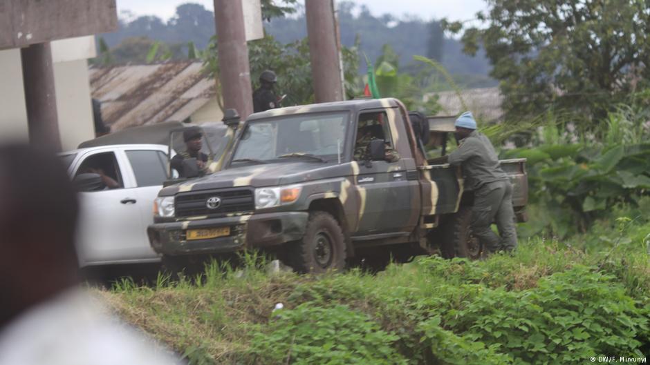 La société civile camerounaise terrorisée par le régime Biya