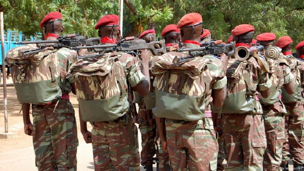 Les familles de militaires burkinabés inquiètes