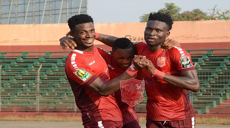 Le Horoya AC déloge Orlando Pirates de la 2ème place