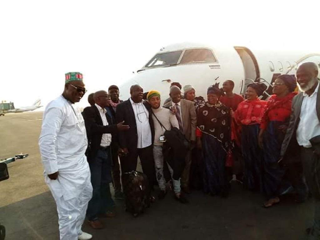 Festival de l'OCI: Les artistes guinéens au bord du Nil!