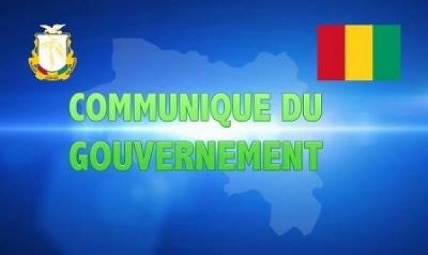 Report de la journée de participation citoyenne aux travaux d'assainissement de la ville de Conakry
