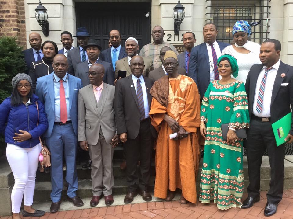 Dr Mohamed Diané appelle ses compatriotes guinéens vivant aux USA à la cohésion