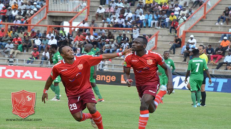 Le HAC et ASSOKO ramènent les trois points du Zimbabwe !
