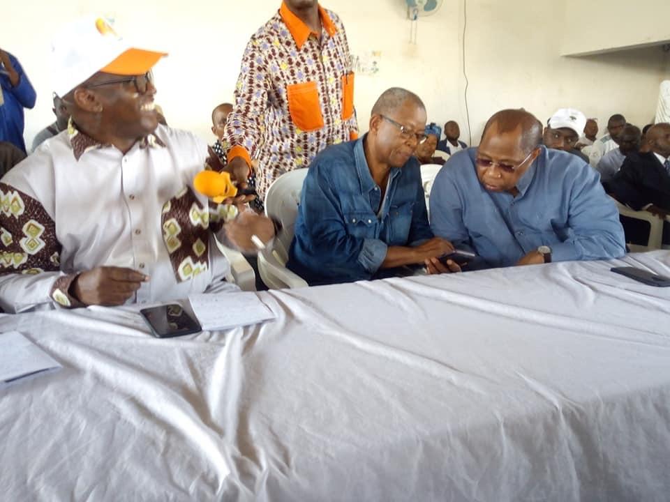 Fodé Oussou de l'Ufdg a-t-il raison de se moquer des embarras d'Alpha Condé et son parti ?