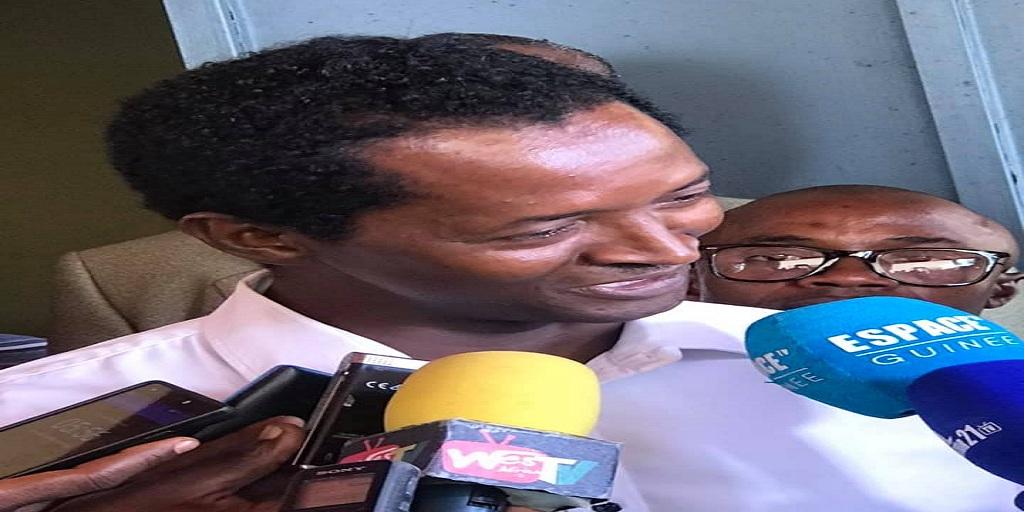 Alpha Abdoulaye Diallo élu nouveau président de l'AGEP