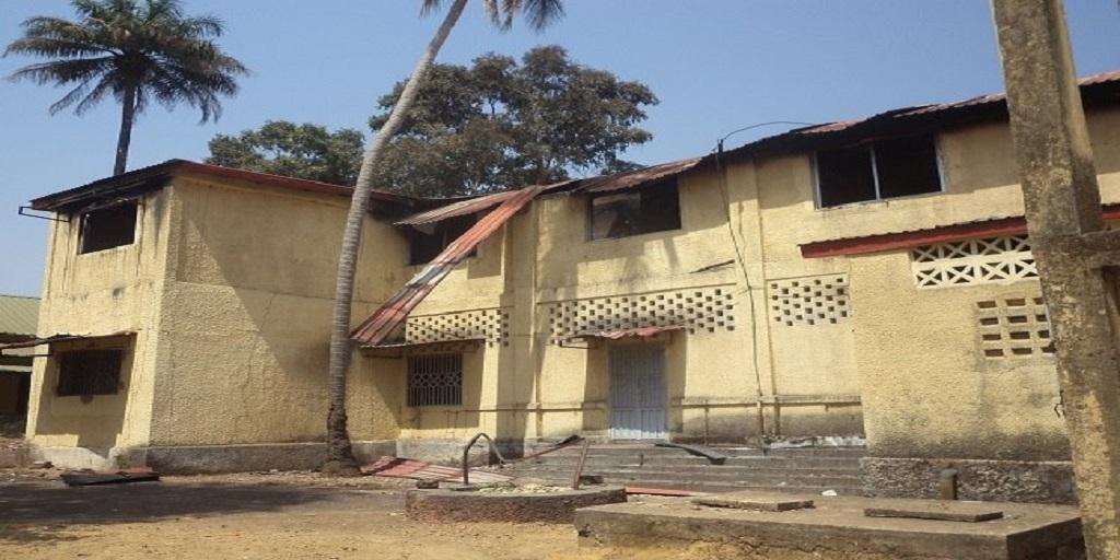 MATD-Kindia : la résidence du préfet ravagée par un incendie