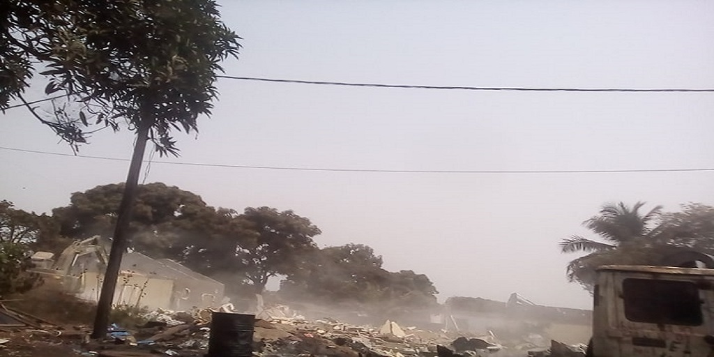 Déguerpissement de Kaporo rail:« Ici ou ailleurs, nous ne voulons plus vivre une telle situation» (victime)